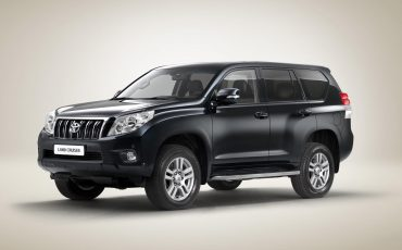 Toyota Land Cruiser A/C