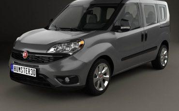 Fiat Doblo A/C (6+1 seats)