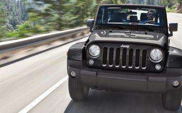 Jeep Wrangler 4×4 Cabrio