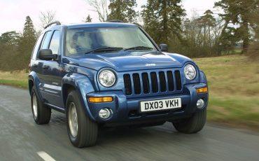 Jeep Cherokee A/C Auto