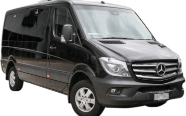 Mercedes Sprinter (11+1 seats) low roof