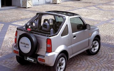 Suzuki Jimny Cabrio 4×4