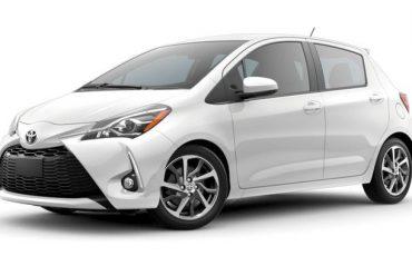 Toyota Yaris A/C