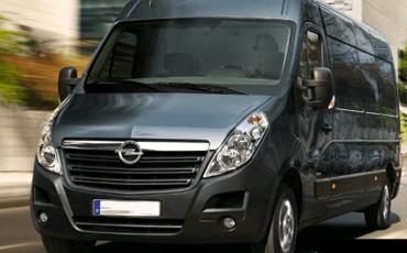 Opel Movano A/C (16+1 seats)